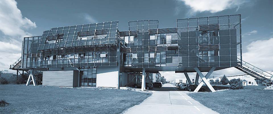 Seibersdorf Laboratories Headquarters
