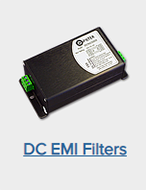 OnFILTER DC EMI Filters