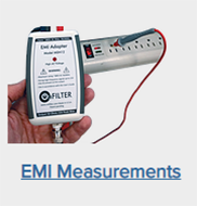 OnFILTER EMI Measurements